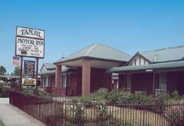 Tanjil Motor Inn - Geraldton Accommodation
