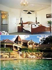 Caprice Boutique Mountain Retreat - Geraldton Accommodation