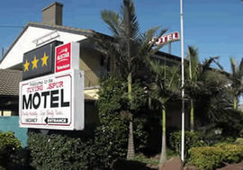 Flying Spur Motel - Geraldton Accommodation