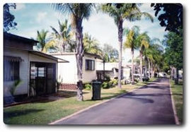Finemore Tourist Park - Geraldton Accommodation
