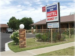 Highway Inn Motel - Geraldton Accommodation