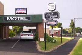 The Diplomat Motel - Geraldton Accommodation