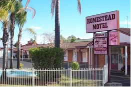 The Homestead Motor Inn - Geraldton Accommodation