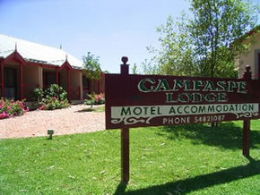 Campaspe Lodge - Geraldton Accommodation