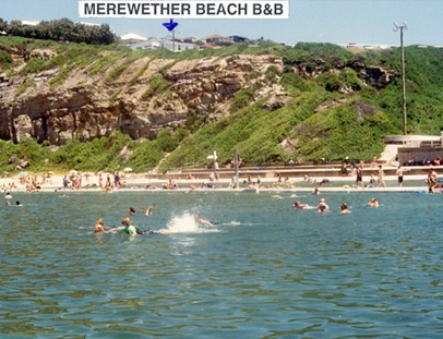 Merewether Beach B And B - Geraldton Accommodation
