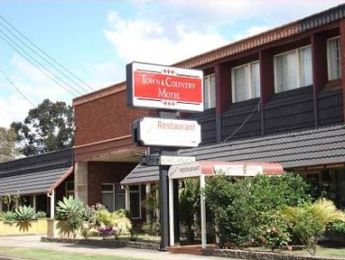 Town  Country Motel - Geraldton Accommodation