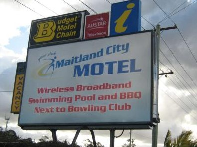 Maitland City Motel - Geraldton Accommodation