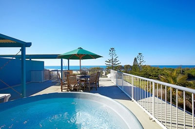 Surf Club Apartments - Geraldton Accommodation