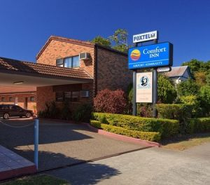 Airport Admiralty Motel - Geraldton Accommodation