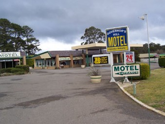 Governors Hill Motel - Geraldton Accommodation