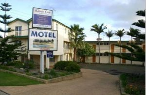 Kiama Cove Boutique Motel - Geraldton Accommodation