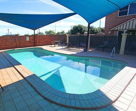 Cotswold Motor Inn - Geraldton Accommodation