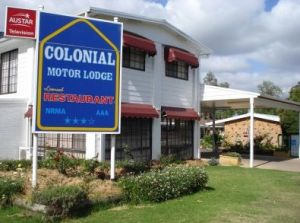 Colonial Motor Lodge - Geraldton Accommodation
