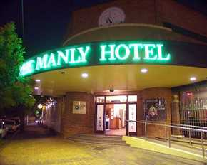 The Manly Hotel - Geraldton Accommodation