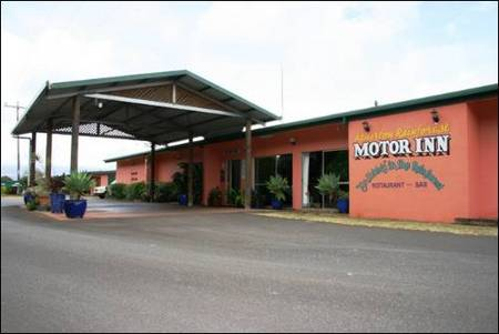 Atherton Rainforest Motor Inn - Geraldton Accommodation