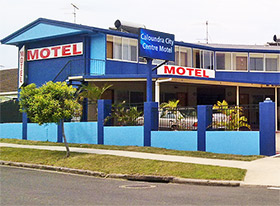 City Centre Motel - Geraldton Accommodation