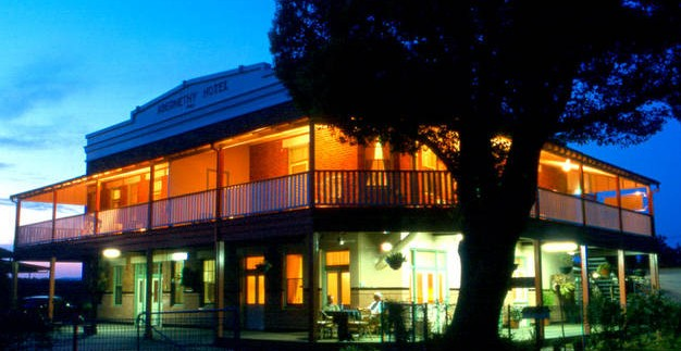 Abernethy Guesthouse - Geraldton Accommodation