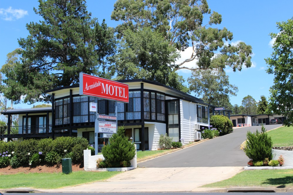 Armidale Motel - Geraldton Accommodation