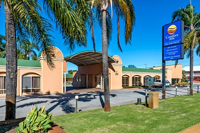 Comfort Inn Bel Eyre Perth - Geraldton Accommodation