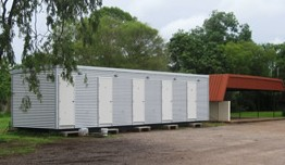 Coolalinga Caravan Park - Geraldton Accommodation