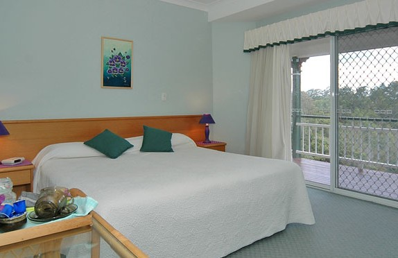 Eumundi Rise Bed And Breakfast - Geraldton Accommodation