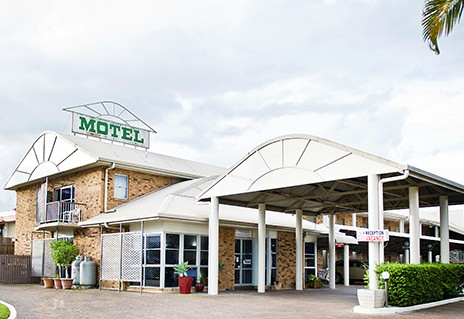 Gympie Muster Inn - Geraldton Accommodation