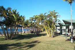 BIG4 Bowen Coral Coast Beachfront Holiday Park - Geraldton Accommodation