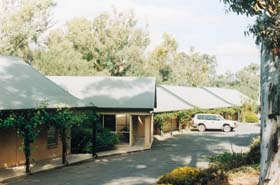 Burra Motor Inn - Geraldton Accommodation