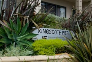 Kingscote Pier - Geraldton Accommodation