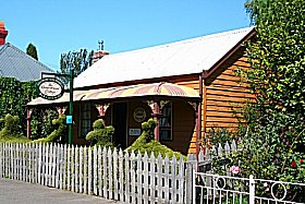 Westbury Gingerbread Cottages - The - Geraldton Accommodation