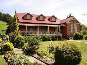 Cradle Manor - Geraldton Accommodation
