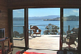 Bruny Island Accommodation Services - Captains Cabin - Geraldton Accommodation
