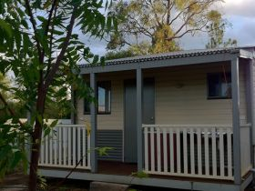 Mount Garnet Travellers Park - Geraldton Accommodation