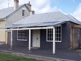 Elm Corner Cafe and Accommodation - Geraldton Accommodation