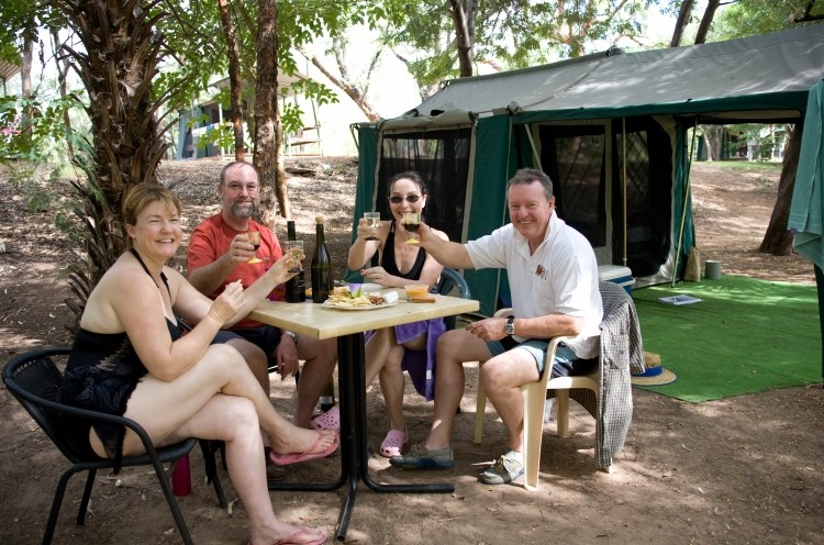 Adels Grove Camping Park - Geraldton Accommodation