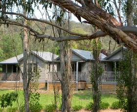 The Homestead Cabins Brogo - Geraldton Accommodation