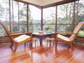 Lyola Pavilions in the Forest - Geraldton Accommodation
