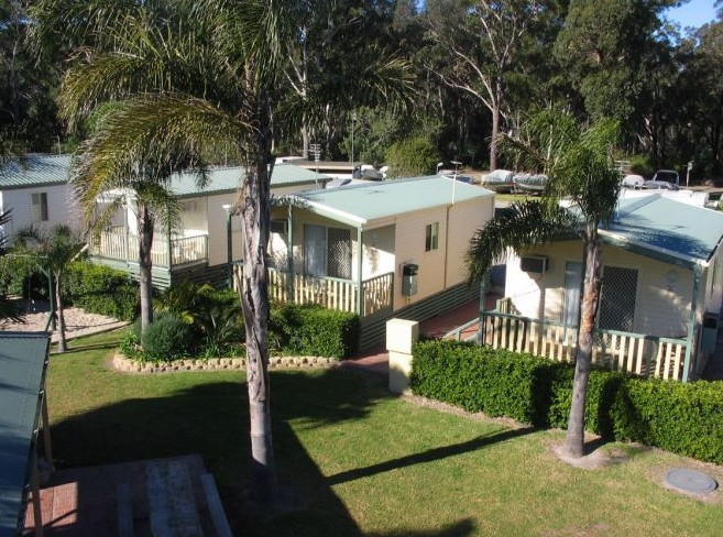 Jervis Bay Caravan Park - Geraldton Accommodation
