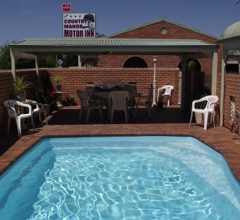 Country Manor Motor Inn - Geraldton Accommodation