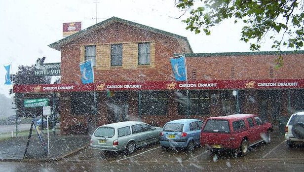 Snowgoose Hotel Motel - Geraldton Accommodation