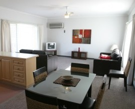 Barham Golden Rivers Holiday Apartments - Geraldton Accommodation