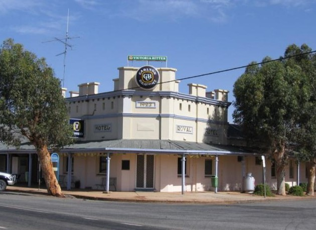 Royal Hotel Grong Grong - Geraldton Accommodation