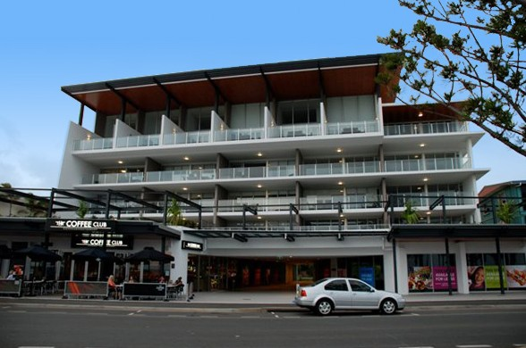 Echelon Apartments Yeppoon - Geraldton Accommodation