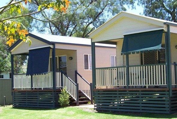Dalby Tourist Park - Geraldton Accommodation