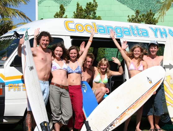Coolangatta YHA Backpackers Hostel - Geraldton Accommodation