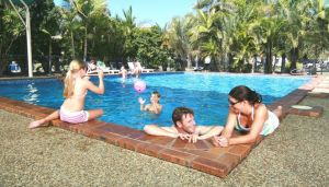 Gold Coast Tourist Parks Kirra Beach - Geraldton Accommodation