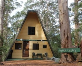 Green Leaves Cabin - Geraldton Accommodation