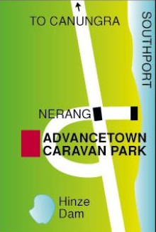 Advancetown Caravan Park - Geraldton Accommodation