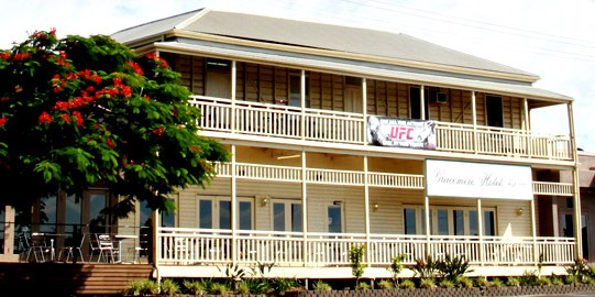 Gracemere Hotel - Geraldton Accommodation