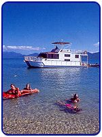 Hinchinbrook Rent A Yacht And House Boat - Geraldton Accommodation